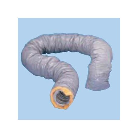 GAINE SOUPLE PVC DIAM 80MM LONG 6M