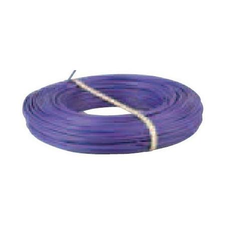 Fils électrique souple HO7VK 1.5 mm2 Violet