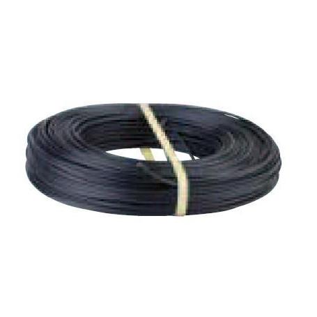 Fils électrique souple HO7VK 2.5 mm2 Noir