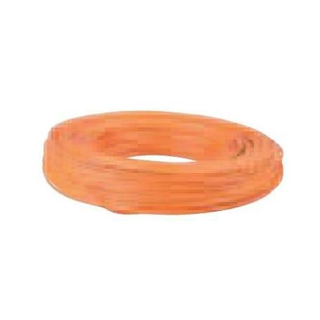 Fils électrique souple HO7VK 2.5 mm2 Orange