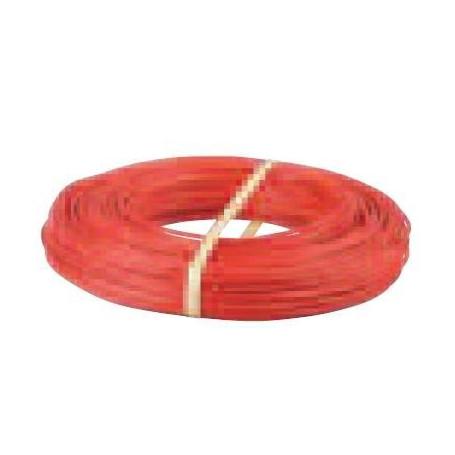 Fils électrique souple HO7VK 2.5 mm2 Rouge