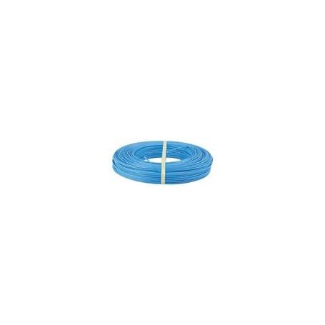 Fils électrique souple HO7VK 1.5 mm2 Bleu