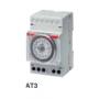 Horloge hebdomadaire AT3-7R 3 modules