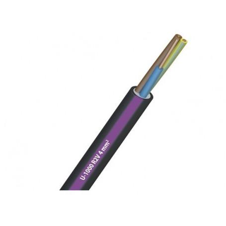 Câble électrique RO2V2X4