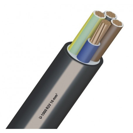 Câble électrique RO2V3G16