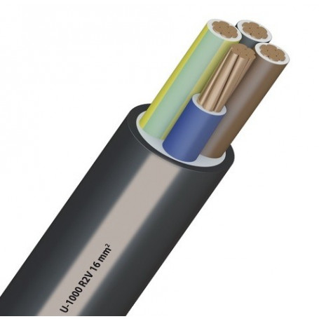 Câble électrique RO2V4G16