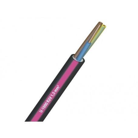 Câble électrique RO2V5G1.5C100