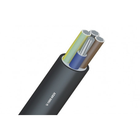 Cable aluminium AR2V4G70