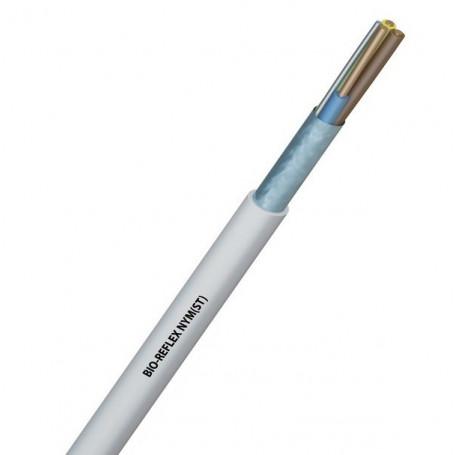 CABLE ELECTRIQUE BIO 5G1.5 GRIS