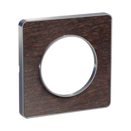 PLAQUE 1 POSTE ODACE WENGE