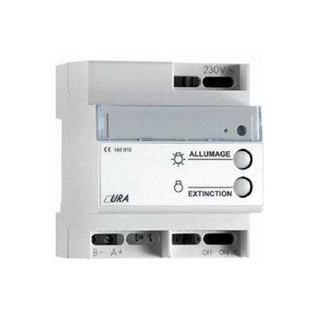 Télécommande BTM pour blocs contrôle manuel