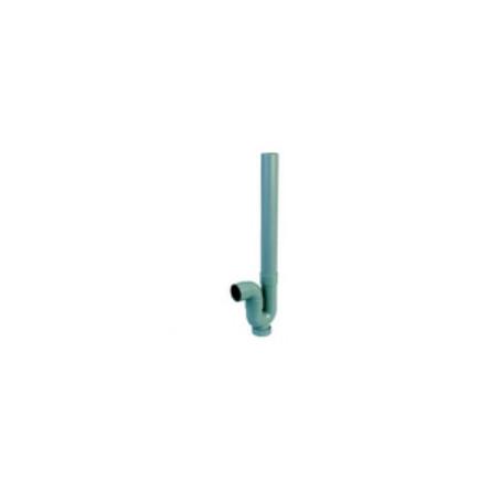 Siphon PVC pour machine à laver