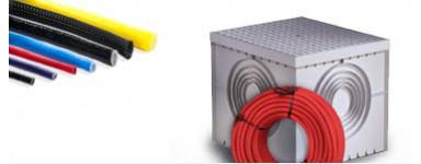 Gaine TPC et Chambre de tirage - Accessoires et gaines électrique